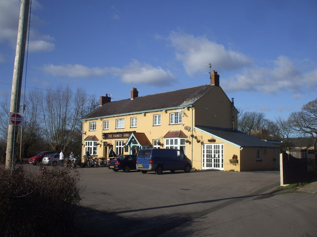 The Farmers Arms, Goldcliff