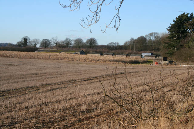 Farmland off Sewstern Lane