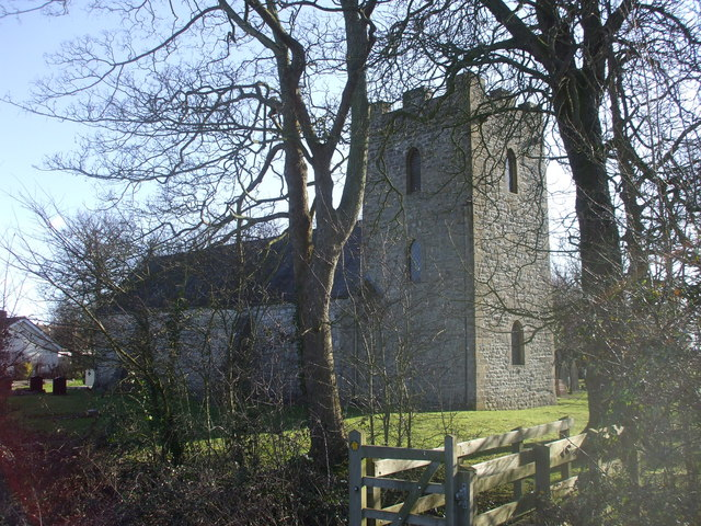 Church of St Mary Magdalene,Goldcliff