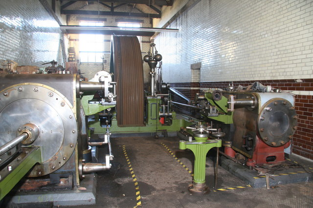 Grane Mill engine