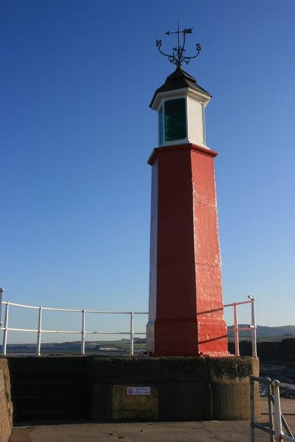 Victorian Lighthouse, Watchet