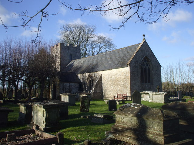 Church of St Mary Magdalene, Goldcliff
