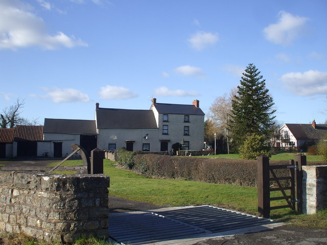 Farmhouse, Clifton Court, Goldcliff