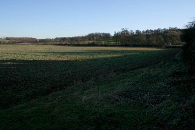 Farmland near Denton