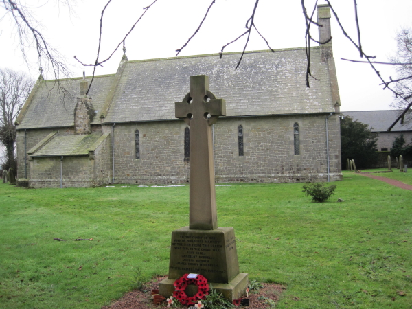 War Memorial, South Charlton