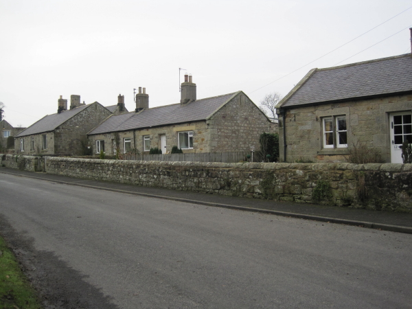 Cottages at South Charlton