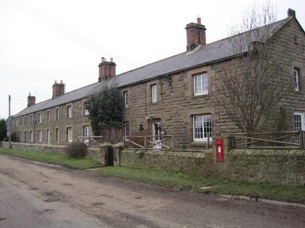 Terraced Houses at North Charlton