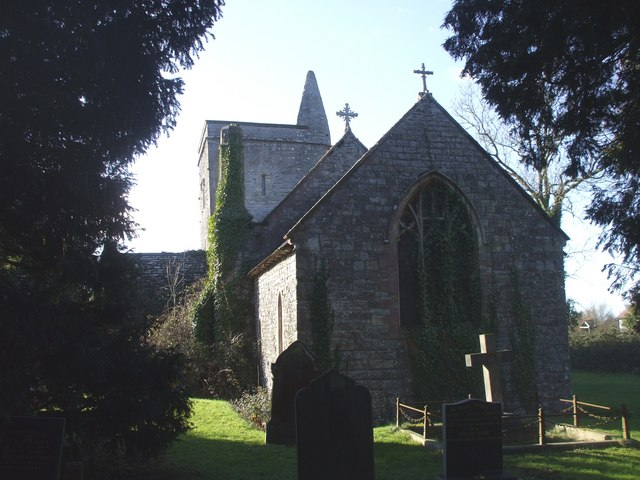 St Mary's Church, Whitson