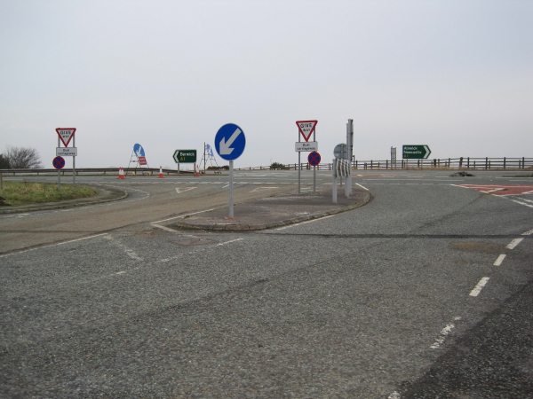 Road Junction for A1