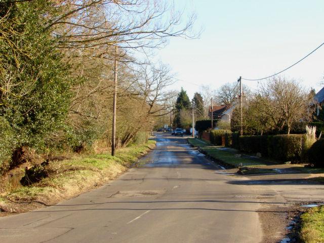 Windlesham Road, Burrowhill