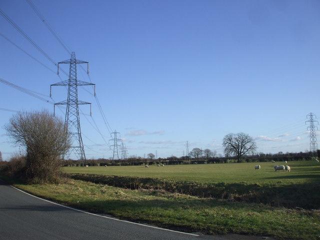 Farmland near Whitson