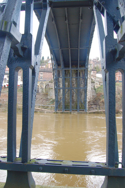 Underneath the Iron Bridge