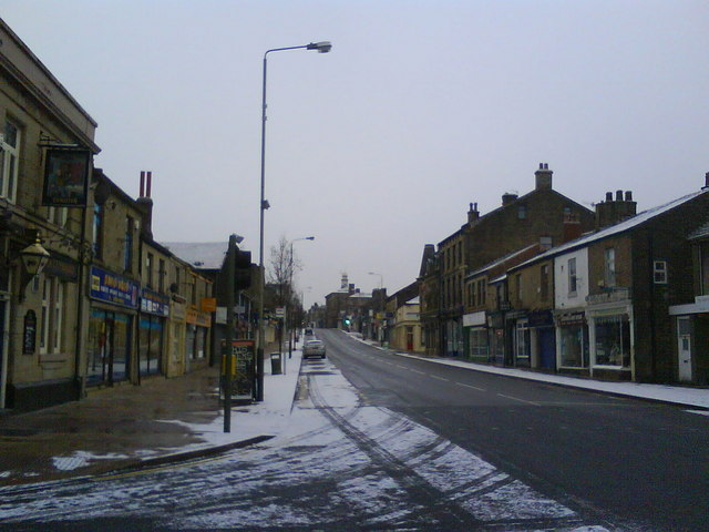High Street West, Glossop