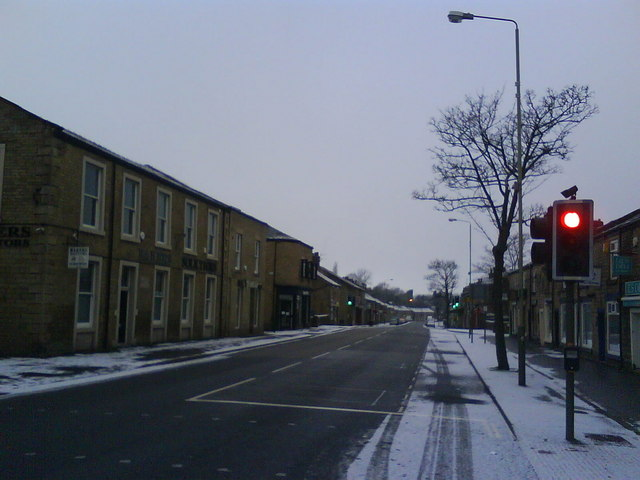 High Street West, Glossop
