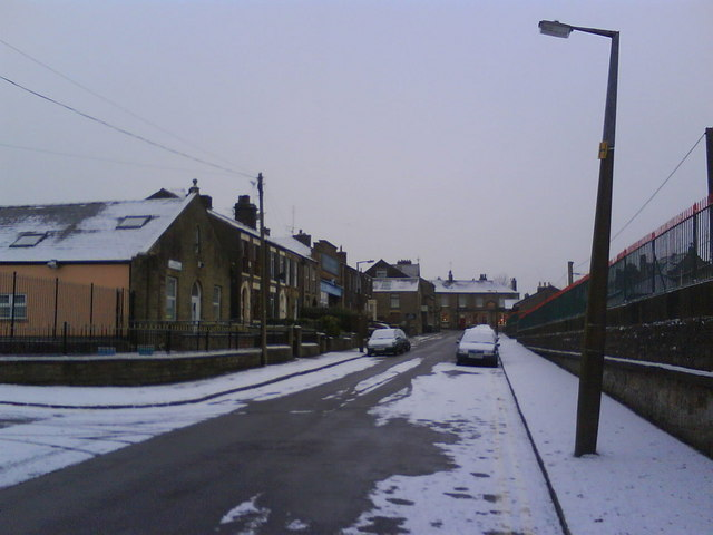 Howard Street, Glossop