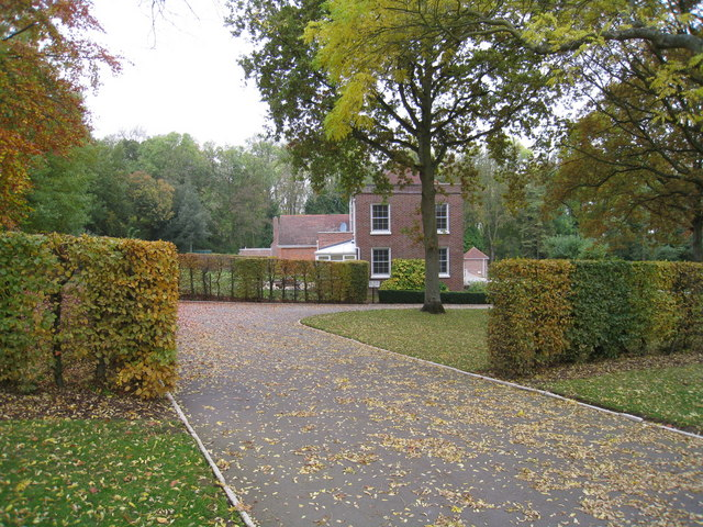 Admin house - Madingley cemetery