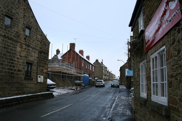 South Wingfield Village
