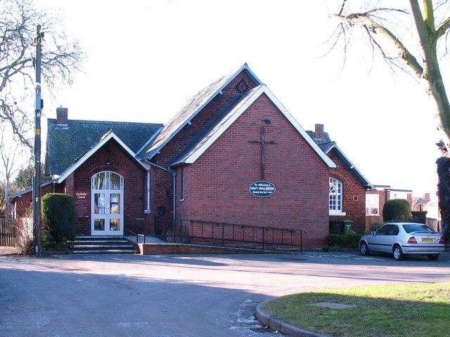 Brompton Methodist Church
