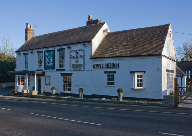 Forester's Arms, Broseley