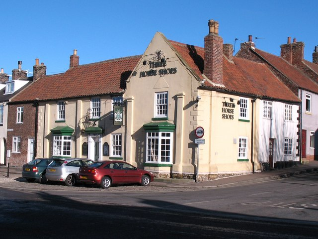 The Three Horse Shoes, Brompton