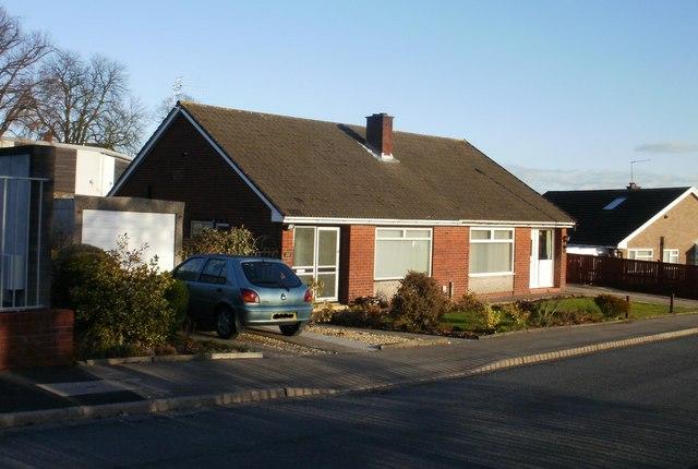 Harding Avenue bungalows, Malpas