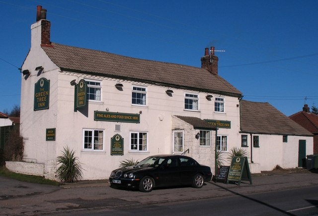 The Green Tree Inn