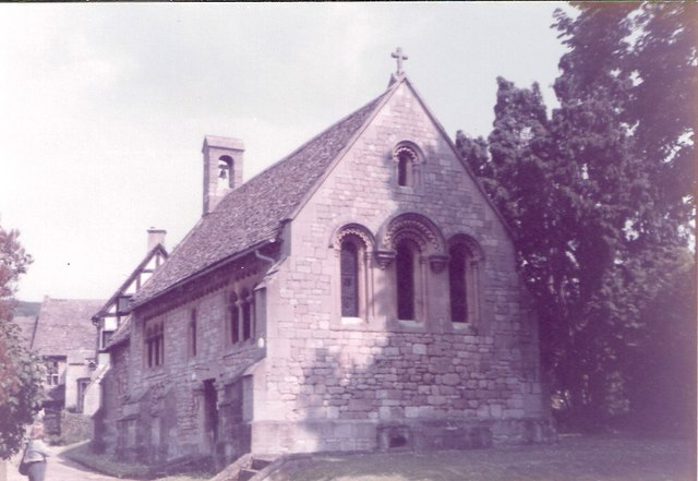 Church at Southam Delabere