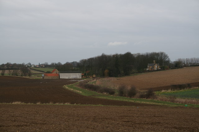 Cliff Farm Heighington