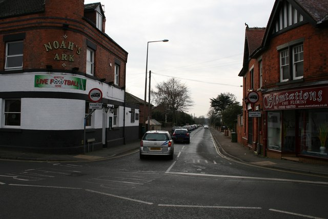 Station Road, Borrowash