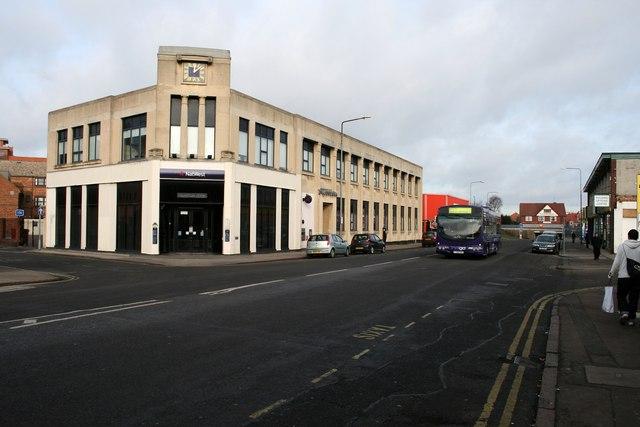 Art-Deco on Derwent Street