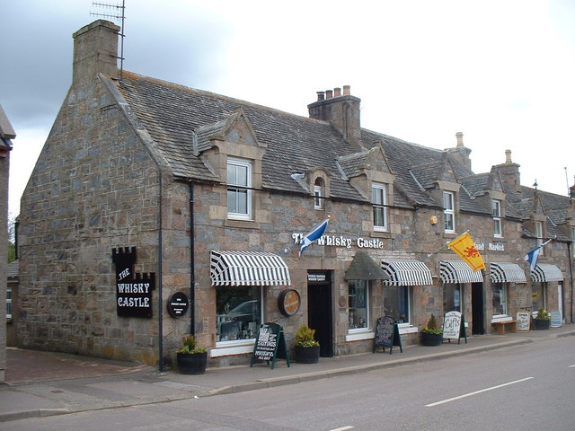 The Whisky Castle, Tomintoul