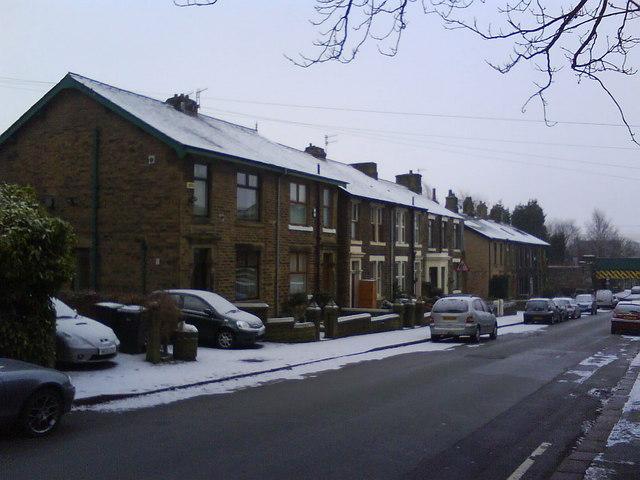 Fauvel Road, Glossop