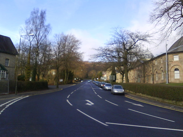 Manchester Road, Buxton