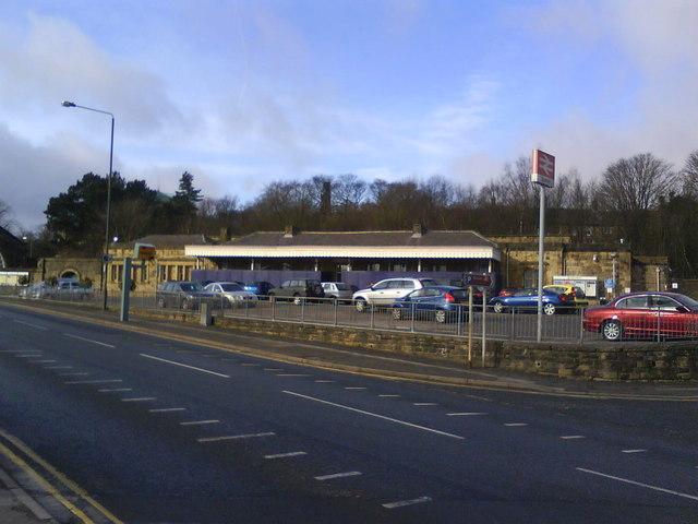 Buxton Train Station Car Park Charges