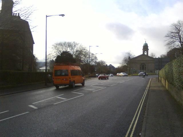Saint Johns Road, Buxton