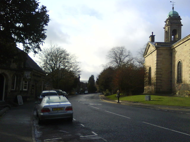Saint Johns Road, Buxton