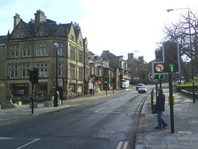 Terrace Road, Buxton
