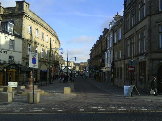 Hardwick Street, Buxton