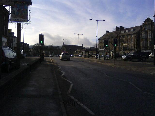 Buxton Market Place