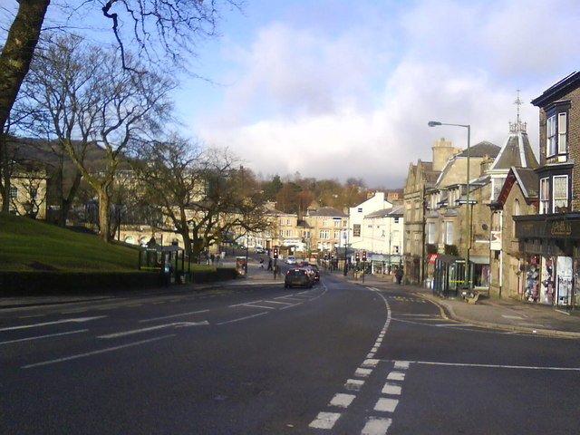 Terrace Road, Buxton