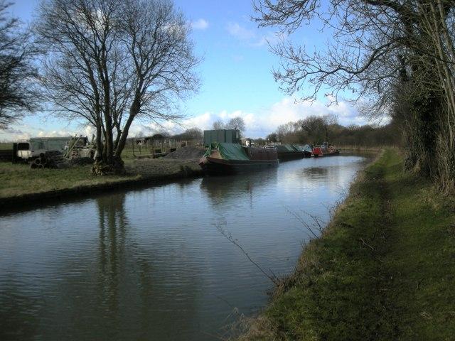 Claydon-Oxford Canal