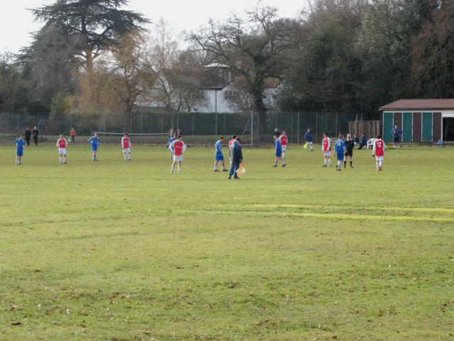 Recreation Ground, Sheets Heath