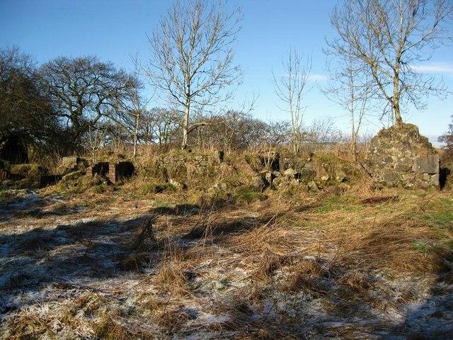 Craighead Farm (ruin)
