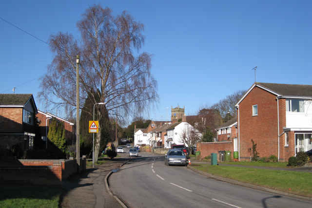 New Street, Cubbington