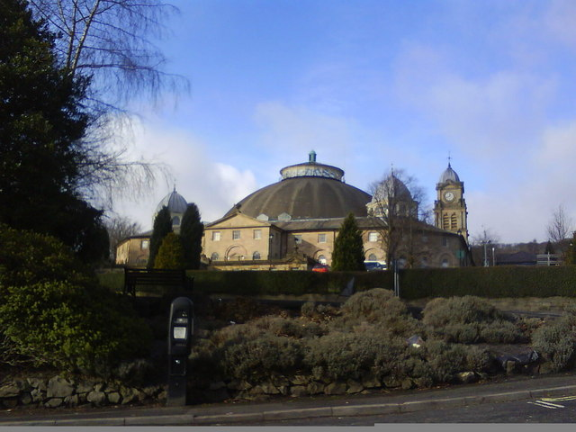 The Devonshire Hospital, Buxton