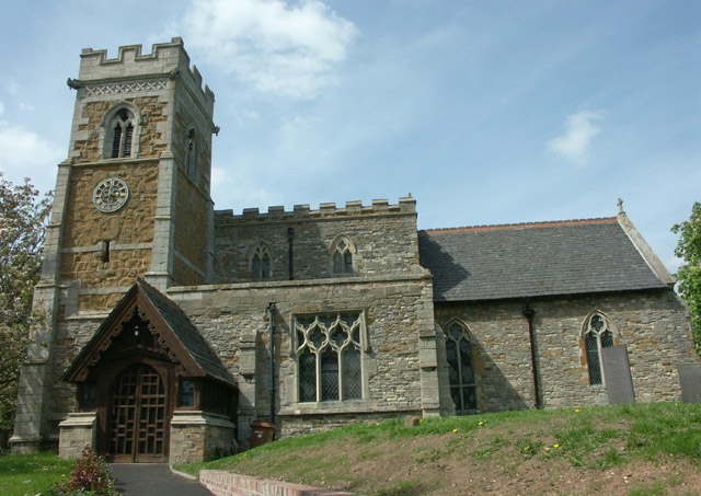 All Saints Church Rotherby