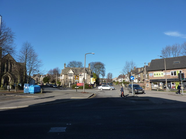 On Abbeydale Road South, at Archer Road