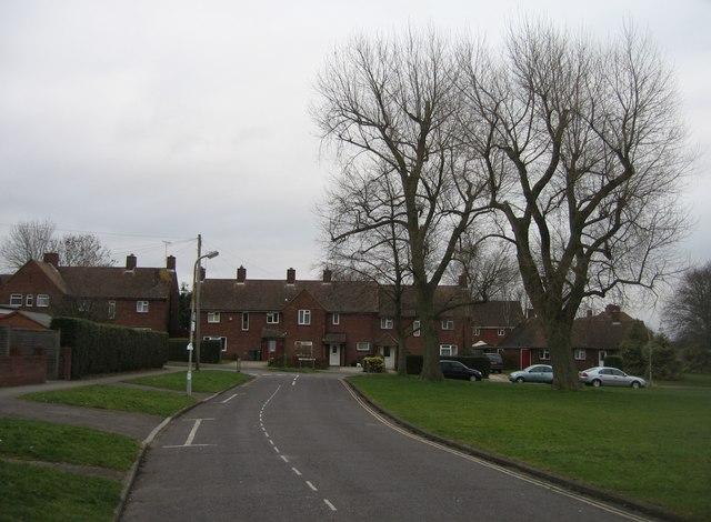 Lyford Road