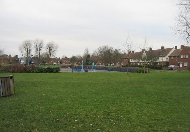 Playground by Lyford Road