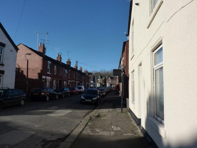 Windermere Road, Sheffield